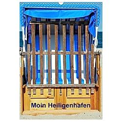 Moin Heiligenhafen (Wandkalender 2021 DIN A3 hoch)