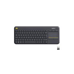 Logitech K 400 Plus Wireless Touch Keyboard PC-Tastatur