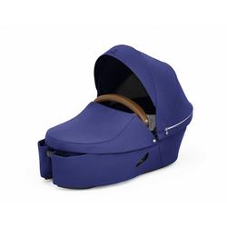 Stokke Babyschale Stokke® Xplory® X Babyschale - Kinderwagen-Aufsatz für Stokke Xplory Fahrgestell blau