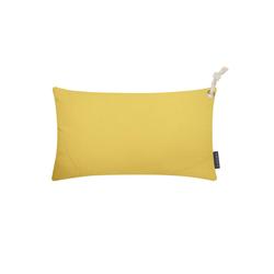 Kissenbezug Der Maritime, mokebo, auch als Outdoor Kissenhülle oder Bezug für Kissen gelb 50 cm x 30 cm