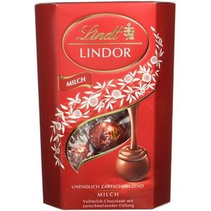 Lindt Lindor Cornet, Milch (1 x 200 g)