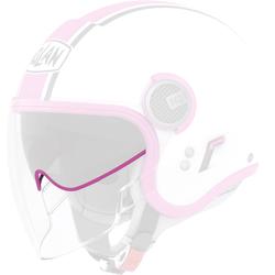 Nolan VPS N21/N21 Visor, Visier Umrandung - Pink