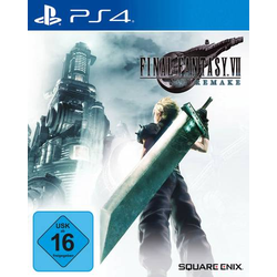 Final Fantasy VII HD Remake PS4 USK: 16