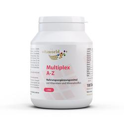 Multiplex Multivitamin A-Z