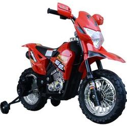 HOMCOM Elektro-Motorrad für Kinder 107 x 53 x 70 cm (LxBxH)   Kinder Elektromotorrad Kinderfahrzeug Spielzeug