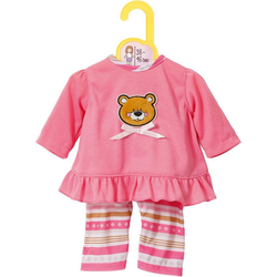 Zapf Creation® Puppenkleidung Dolly Moda Puppenkleidung Pyjama 38-46 cm