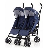 knorr-baby Side by Side blau
