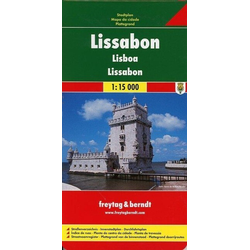Lissabon 1 : 15 000