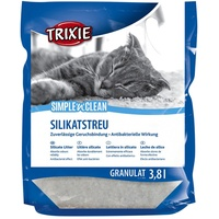 TRIXIE Simple'n'Clean Silikatstreu 3,8 l