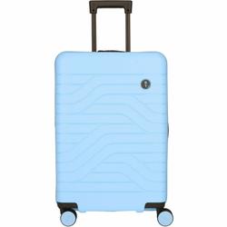Bric's BY Ulisse 4-Rollen Trolley 65 cm hell blau