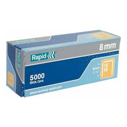 Tackerklammern Nr. 13 8mm Edelstahl VE=2500 Stück