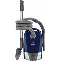Miele Bodenstaubsauger Compact C2 EcoLine, 550 Watt, mit Beutel blau