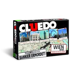Winning Moves Spiel, Brettspiel Cluedo Wien