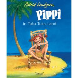 Oetinger Verlag Lindgren, Pippi Taka-Tuka Land farbig