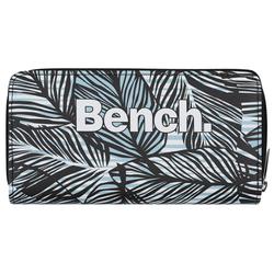Bench. Geldbörse, mit Logodruck grau