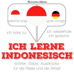Ich lerne Indonesisch als Hörbuch Download von JM Gardner