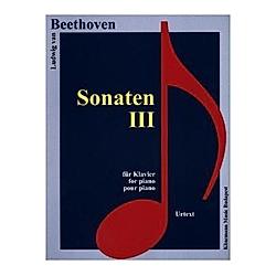 Sonaten  für Klavier. Ludwig van Beethoven  - Buch