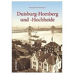 Duisburg-Homberg und -Hochheide - Buch