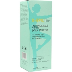 X-EPIL Enthaarungscreme 100 ml