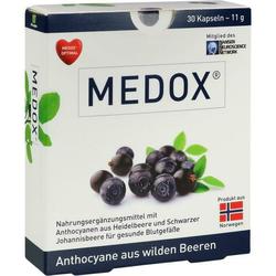 MEDOX - Anthocyane aus wilden Beeren