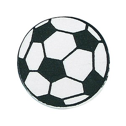 Rayher Holz-Streudeko Fußball 6 St.