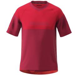 Zimtstern MTB-Jersey Kurzarm Bulletz Jester Red/Cyber Red