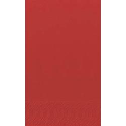 Duni Zelltuch Servietten 40x40 3lg 1/8 BF rot - 4x250 Stück