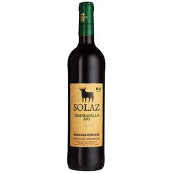 Bio Osborn Solaz Tempranillo spanischer trockener Rotwein 750 ml