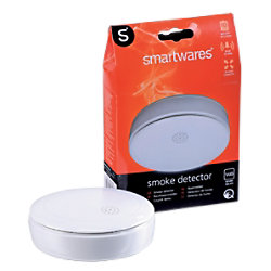 smartwares Rauchmelder RM218 11,5 x 4 x 17,5 cm