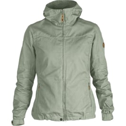 Fjällräven - Stina Jacket W Sage Green - Wanderjacken - Größe: M