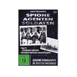 SPIONE AGENTEN SOLDATEN 16 - ZWEIMANN-TORPEDOS DVD