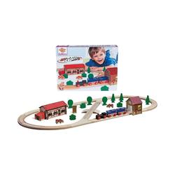 Eichhorn Spielzeugeisenbahn-Set Bahn, Bauernhof