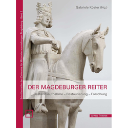 Der Magdeburger Reiter als Buch von