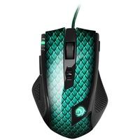 Gaming Maus grün/schwarz (NMZS56)