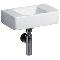 GEBERIT Renova Nr. 1 Plan Handwaschbecken 40 x 25 cm (272141600)