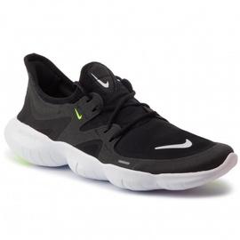 Nike Free RN 5.0 M black/white/anthracite/volt 43