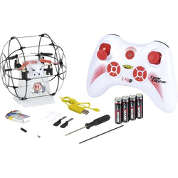 Carson RC Sport X4 Cage Copter Quadrocopter RtF Einsteiger