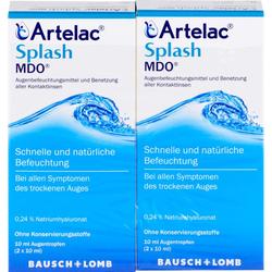 ARTELAC Splash MDO Augentropfen 20 ml