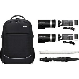 GODOX Witstro AD300 Pro Dual Backpack Kit