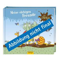 Die Olchis - Freundebuch