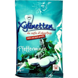 XYLINETTEN Pfefferminze Bonbons 60 g