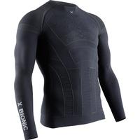 X-Bionic Moto Energizer 4.0 Light Shirt Long Sleeve coal/pearl grey (B025) S