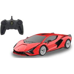 Jamara RC-Auto Lamborghini Sián 1:24, rot - 2,4 GHz