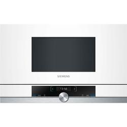 Siemens iQ700 BF634LGW1 Mikrowellen - Weiß