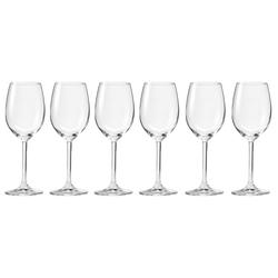 LEONARDO Weißweinglas 370 ml Daily, 6-teilig