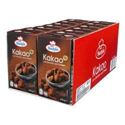 Backfee Kakao 250 g, 14er Pack