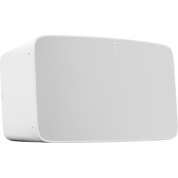 Sonos Five Smart Speaker (LAN (Ethernet), WLAN, WLAN Speaker für Musikstreaming) weiß