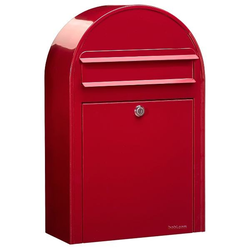Bobi Classic S Großraum-Briefkasten RAL 3001 Farbe rot 01.01.19.01