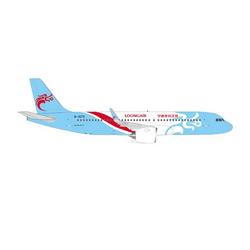 Herpa 533775 Wings Airbus A320neo Loong Air 1:500