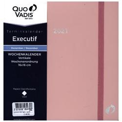 Executif Pastel mit Gummizug rosa 2021
